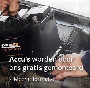 Laat uw accu gratis monteren bij Automat Drachten
