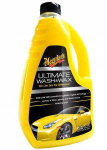 Meguiars ultimate wash wax