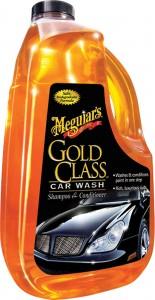 Meguiars gold class car wash shampoo